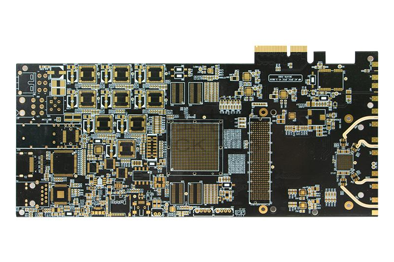 High frequency PCB-3